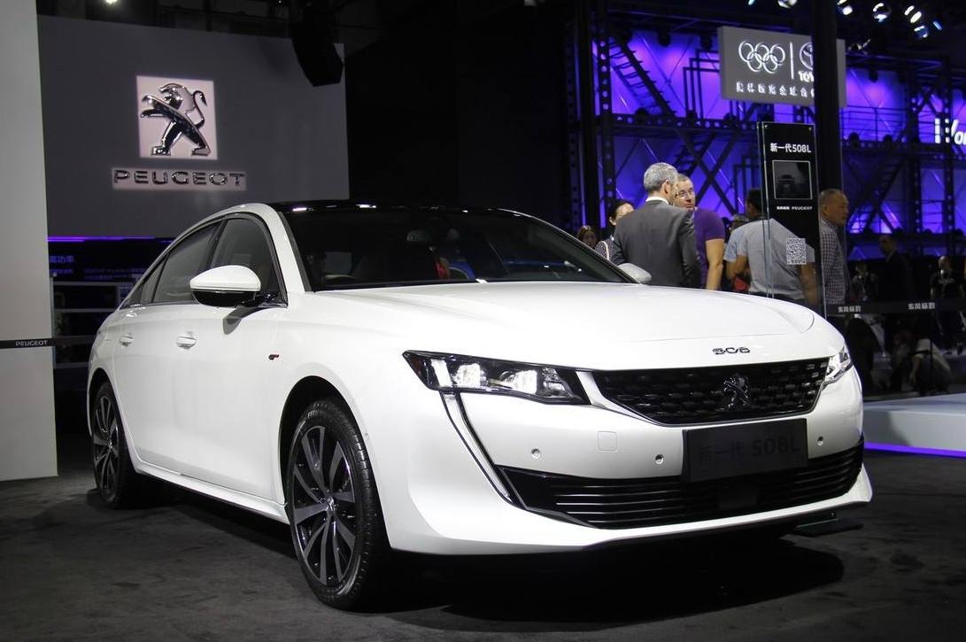 2018广州车展-全新标致508L全球首亮相