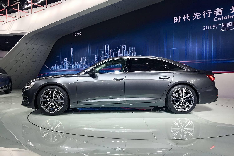 2018广州车展-全新奥迪A6L正式亮相