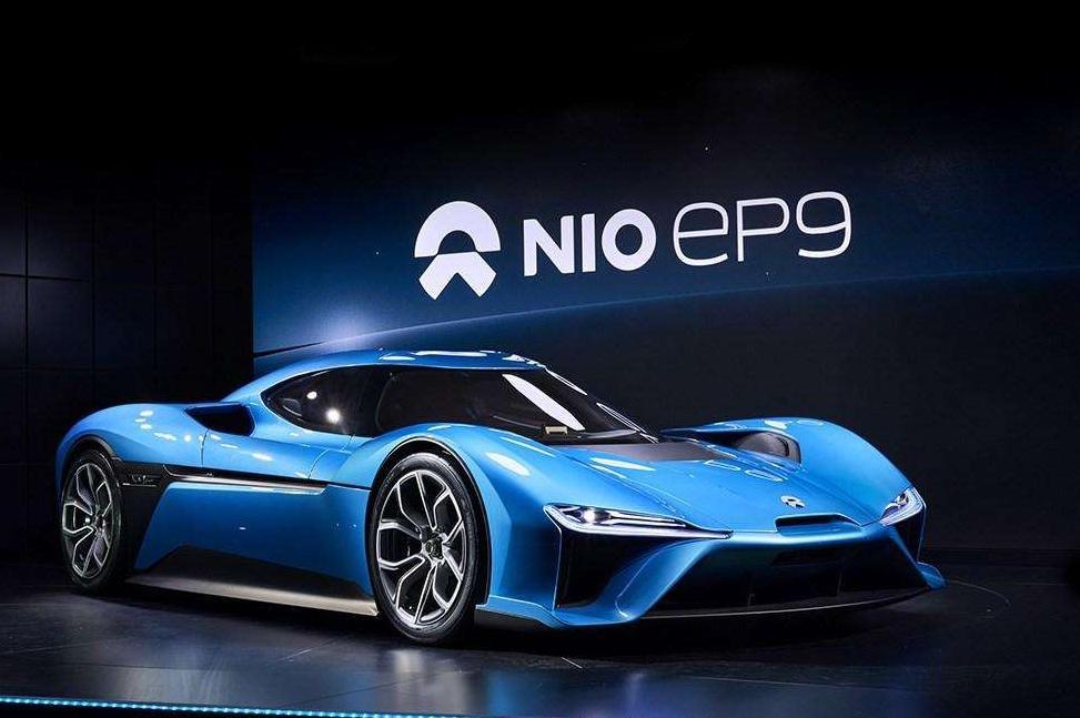 世界最快电动车 蔚来EP9