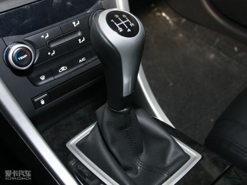 【荣威550搭载的五挡手动变速箱】-5款手挡涡轮增压车型推荐 荣威550高清图片