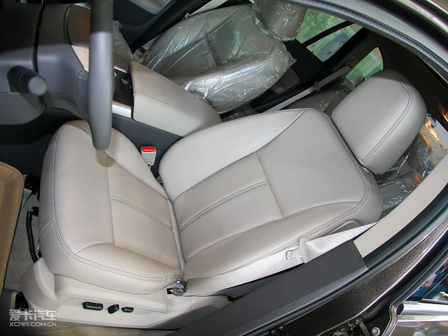 福特锐界有部分颜色现车 购车可送导航高清图片