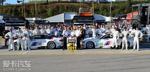 bmw m3于2011的各项赛事中再续王者传奇