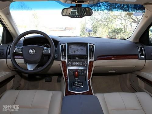 保养方面,凯迪拉克sls赛威车型享受三年或者10万公里的整车高清图片