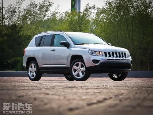 【jeep指南者外观】高清图片
