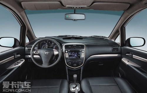 普力马2012款7座车型包括创想版、开拓版和尊享版三款配置高清图片