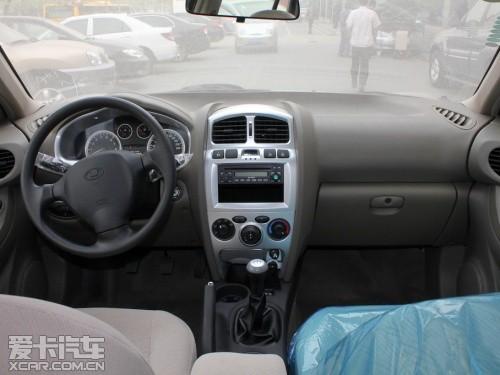 华泰汽车 2011款圣达菲高清图片