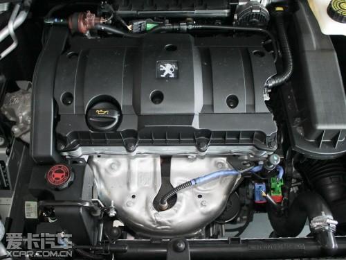 级换代后的东风标致408将继续使用1.6L、2.0L这两款发动机】-外形高清图片