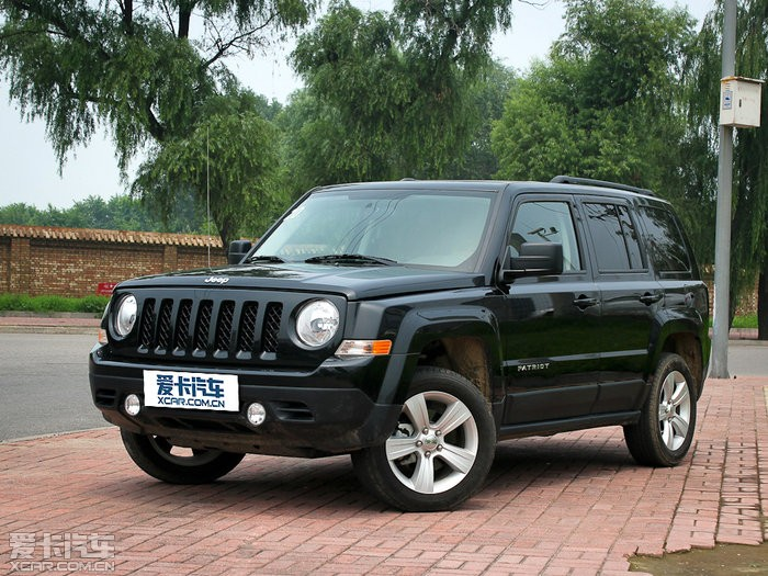进口jeep自由客部分车型有现车订金2万 高清图片
