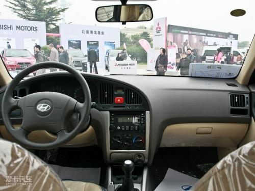 在售现车充足 现代伊兰特全系优惠8千元