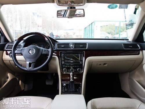 上海大众 2011款帕萨特高清图片