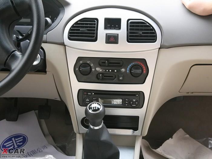 2008款夏利N3 三厢