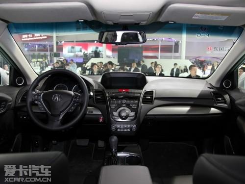全新一代豪华SUV 讴歌RDX西安接受预订高清图片
