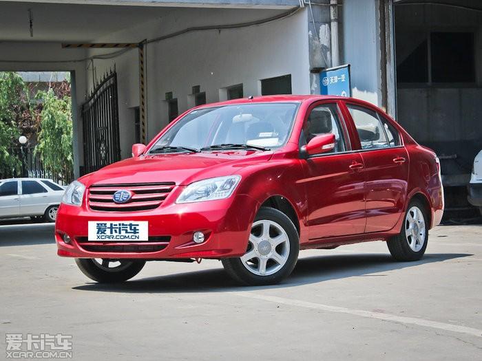 夏利N5车型参数-2011款夏利N5现车在售 购车优惠2000元高清图片