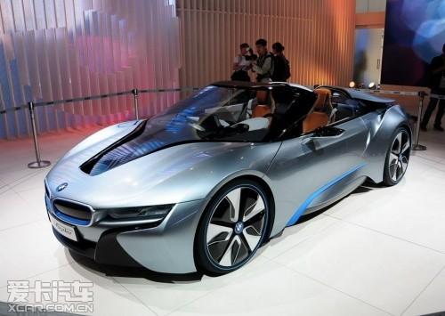 价格会低于宝马5系轿车,预计起始售价会低于4万欧元(约合人民高清图片