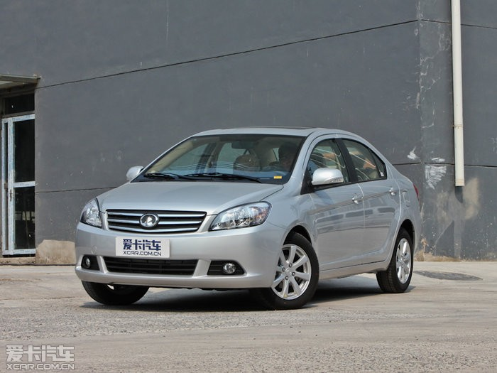 2012款长城C30现车在售 赠1000元礼包高清图片