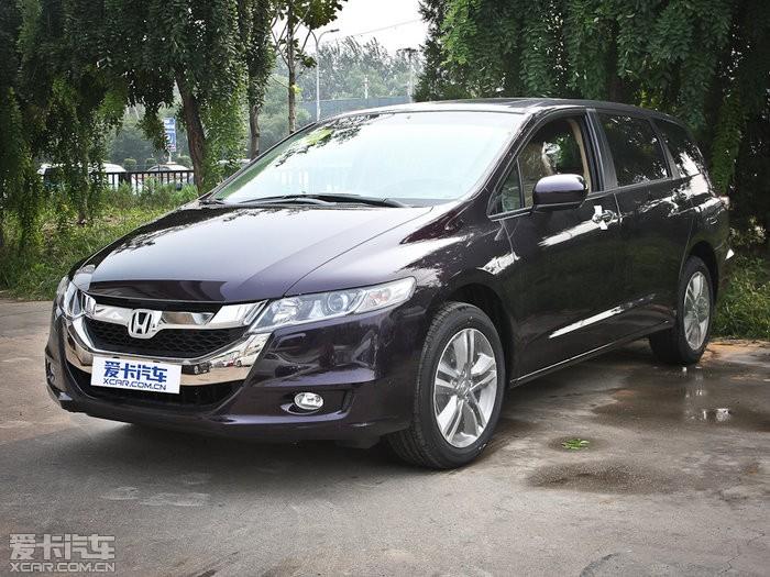 2011款奥德赛现车在售 享25000元优惠高清图片