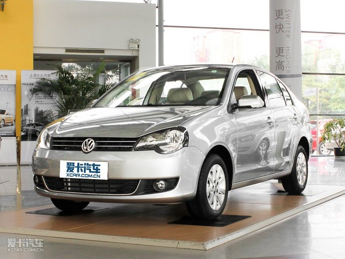 Polo三厢车型参数-2011款Polo劲取现车在售 可享1万优惠