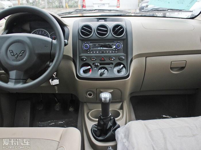 2010款五菱宏光现车在售 可享2千优惠高清图片