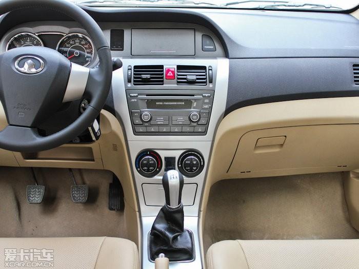 2012款长城C30现车在售 可享受1千优惠高清图片