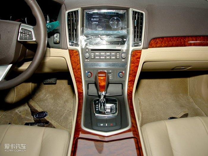 广州车市 凯迪拉克sls限量车型最高现金优惠8万 高清图片