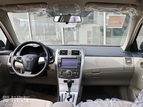 一汽丰田 2012款卡罗拉 -13