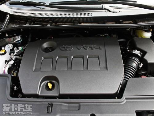 一汽丰田 2012款卡罗拉 -18