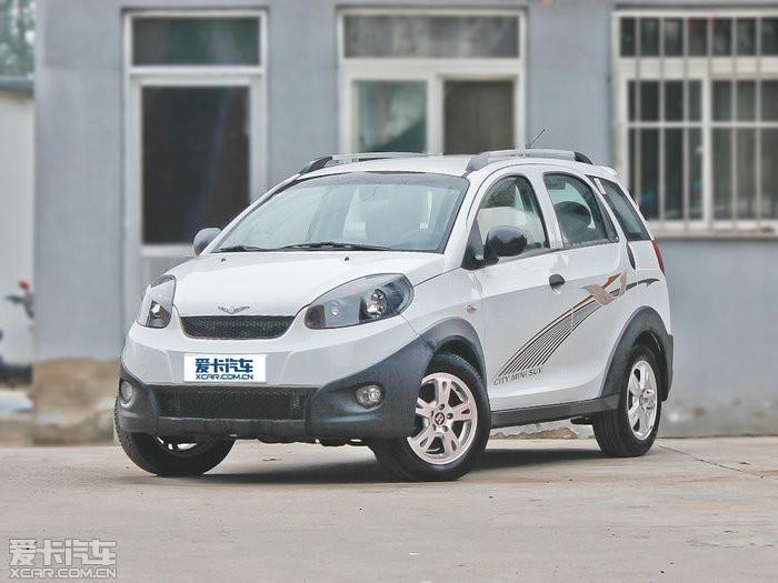 2012款瑞麒x1现车在售 定金只需5千元高清图片