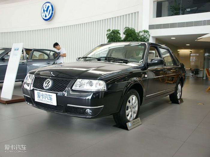 志俊在桑塔纳3000的基础上做了些改动,虽继承了桑塔纳车系高清图片