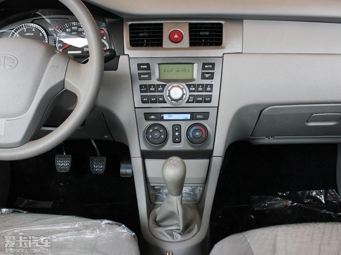 夏利N5车型参数-2011款夏利N5现车在售 购车优惠1000元高清图片