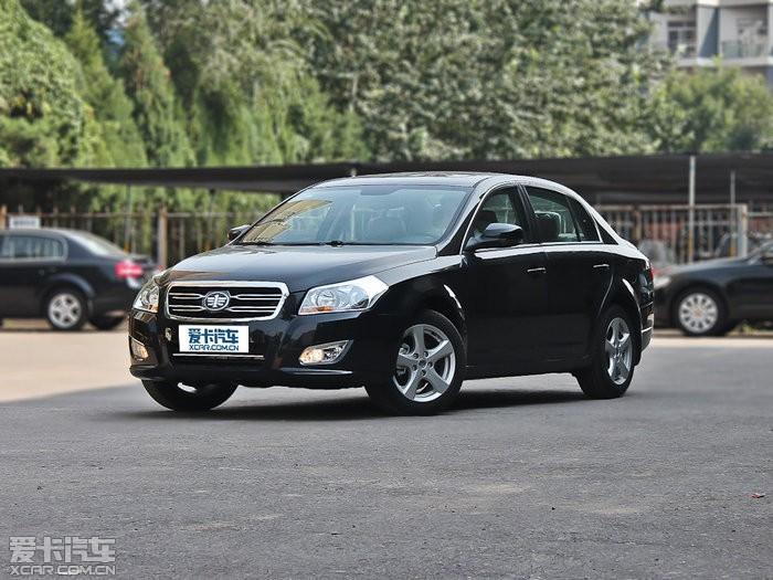 大连奔腾b70最高优惠0.7万元有少量现车 汽车之 高清图片