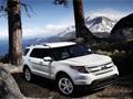 福特中国将进口 探险者SUV等三款新车