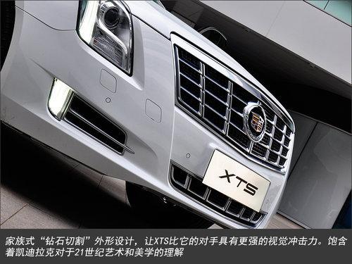 豪华车新宠 凯迪拉克XTS首月销量破2000高清图片