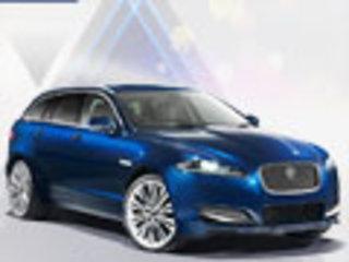 捷豹首款SUV全球首发 网通社-视频直播