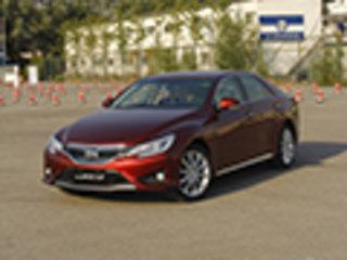 一汽丰田全新锐志尺寸提升 售价小幅降低