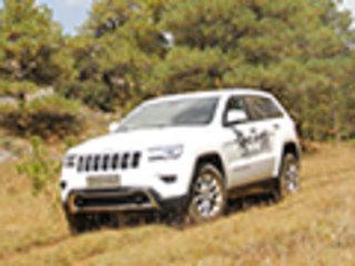 Jeep全新大切诺基搭小排量引擎 售价降低