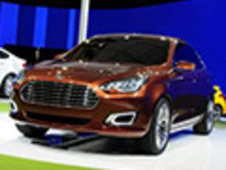 长安福特将推全新中级车 竞争广本凌派