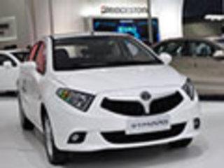 中华H220广州车展上市  售价5.48万元起