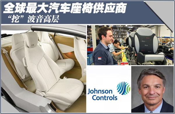 全球最大汽车座椅供应商