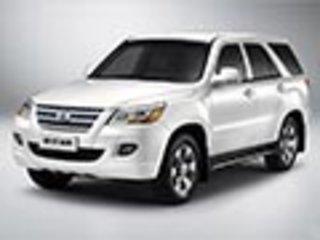 吉奥将推小型SUV 搭1.3T引擎/与翼博同级