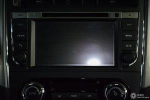 三菱帕杰罗 中央显示屏