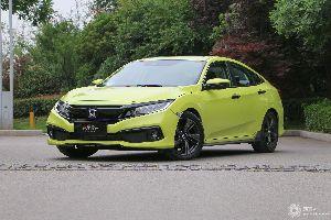 細節調整/加強運動感 日規改款Honda Civic亮相