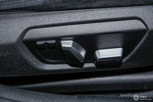 宝马3系 副驾座椅调节
