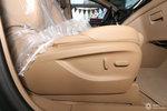 别克GL8 副驾座椅调节图