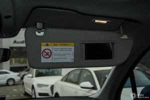 奥迪Q7 副驾驶遮阳板