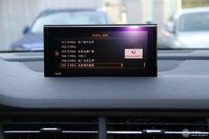 进口奥迪Q7 中央显示屏