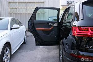 进口奥迪Q7 左后车门