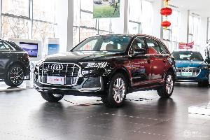 奥迪新Q7限量车型开启预定 售69.98万元起