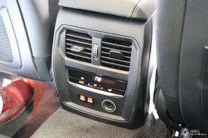 后排空调调节
