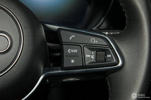 进口奥迪TT 多功能方向盘键右侧