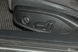 进口奥迪TT 主驾座椅调节